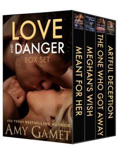 Love and Danger Box Set