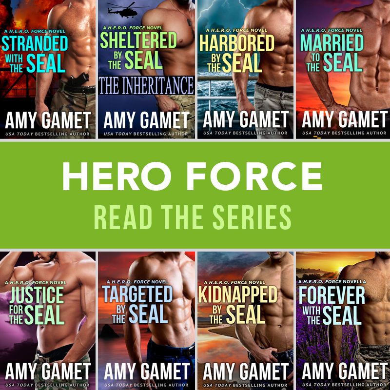 Hero Force - Read the Series