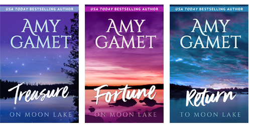 Love on the Lake books 1-3