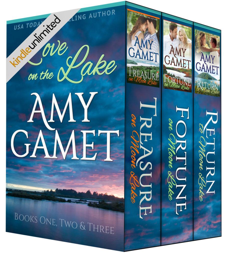 Love on the Lake Box Set - kindle unlimited
