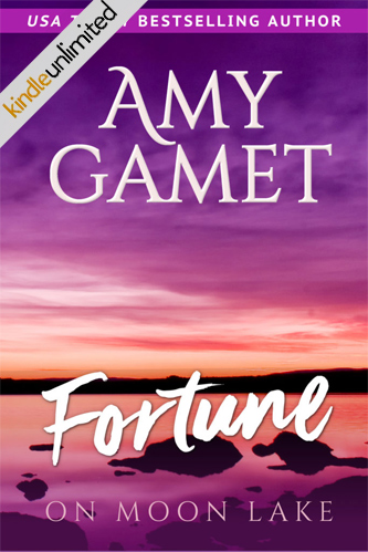 Fortune on Moon Lake - kindle unlimited