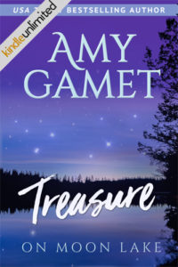 Treasure on Moon Lake - kindle unlimited