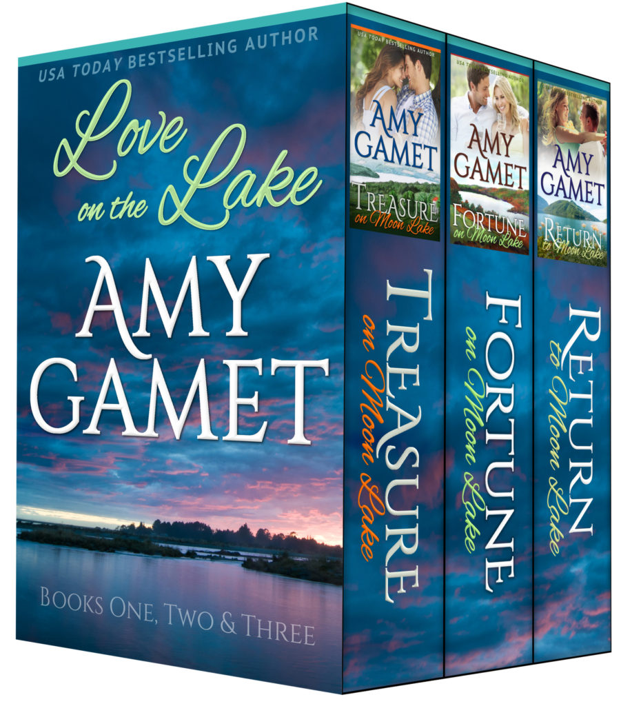 Book Cover: Love on the Lake Box Set