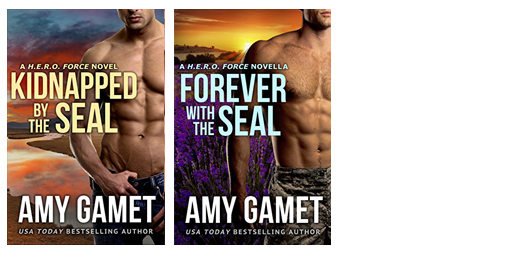 HERO FORCE Series books 7 and 8
