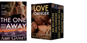 Love and Danger book 4 and box set