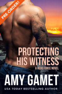 Protecting His Witness Pre-Order