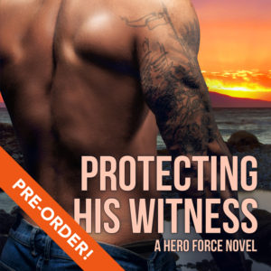 Protecting His Witness - Pre-Order!