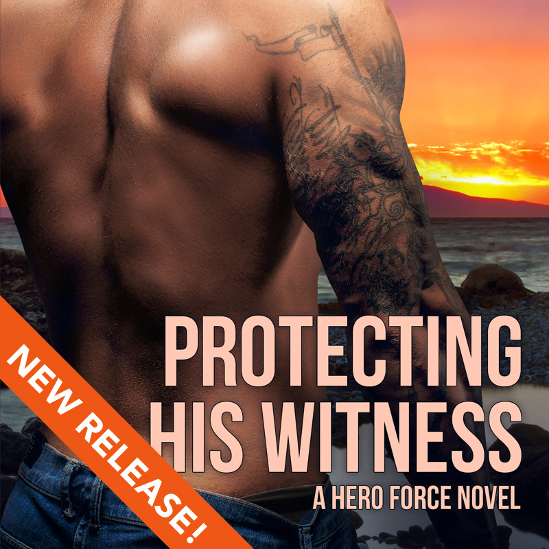Protecting His Witness - New Release!