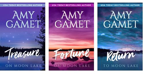 Love on the Lake books 1-3