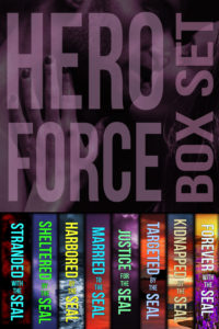 Book Cover: HERO Force Box Set: Books One - Eight