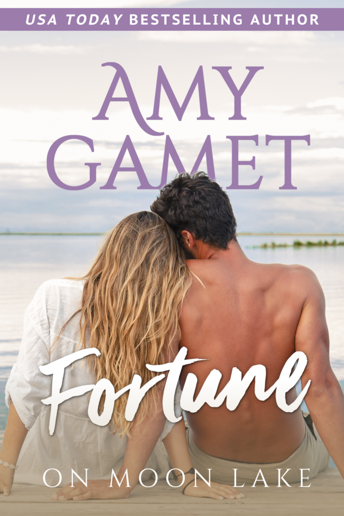 Book Cover: Fortune on Moon Lake