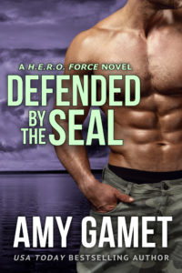 Book Cover: Defended by the SEAL