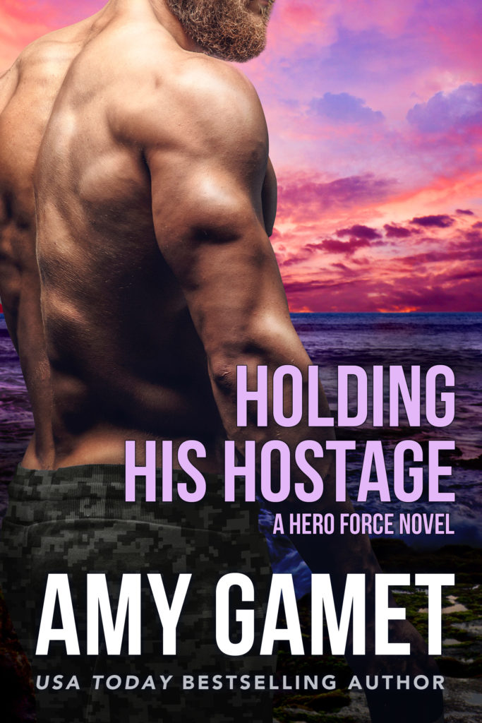 Book Cover: Holding His Hostage