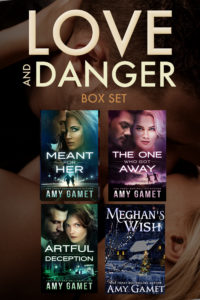 Book Cover: Love and Danger Box Set